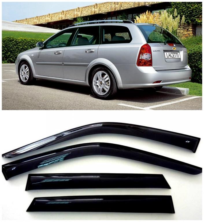 Шевроле Лачетти Универсал - Chevrolet Lacetti Wagon 2003-2013